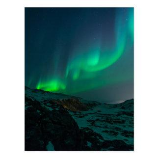 Northern Lights Aurora Borealis Custom Personalize Postcard