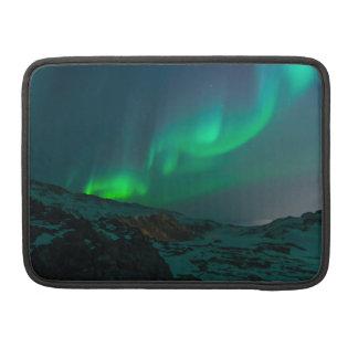 Northern Lights Aurora Borealis Custom Personalize Sleeve For MacBook Pro