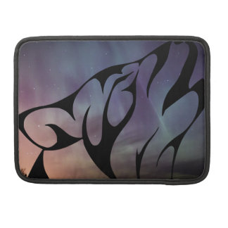 Northern Lights Aurora Borealis Custom Personalize Sleeve For MacBooks