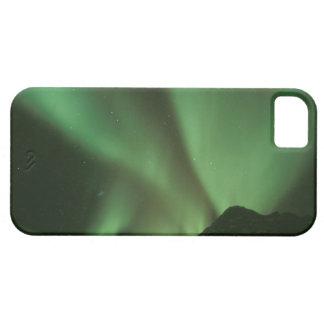 Northern lights, Aurora borealis on foothills of iPhone SE/5/5s Case