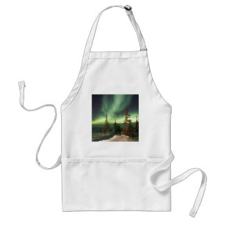 Northern Lights Canada Adult Apron