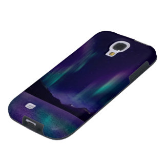 Northern Lights Galaxy S4 Case