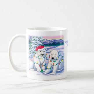Northern Lights Coffee Mugs