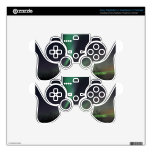 Northern Lights Decal For PS3 Controller