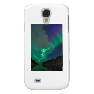 northern lights galaxy s4 cover
