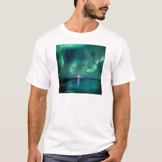 Northern Lights Iceland T-Shirt