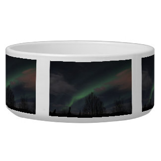 Northern Lights in Boreal Forest Bowl