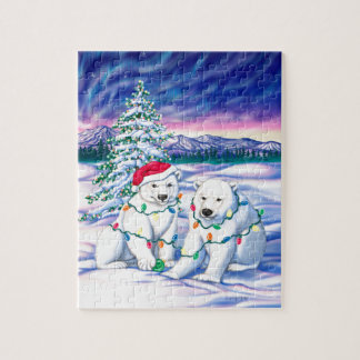 Northern Lights Jigsaw Puzzle