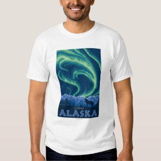 Northern Lights - Juneau, Alaska T-shirt
