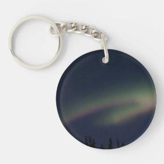 Northern Lights Loop Keychain