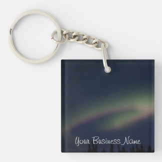 Northern Lights Loop; Promotional Keychain