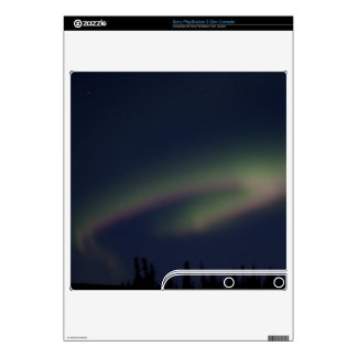 Northern Lights Loop PS3 Slim Console Decal