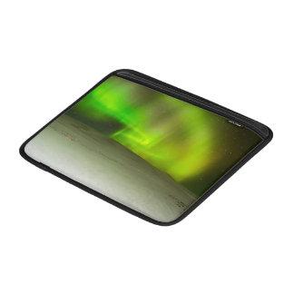 """Northern Lights Macbook Air 13"""" Horizontal MacBook Air Sleeve"""