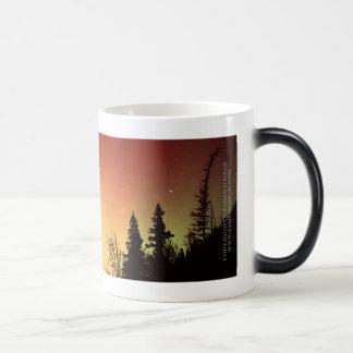 Northern Lights Morphing Mug