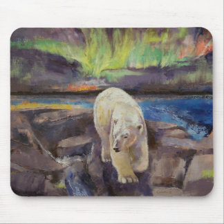 Northern Lights Mouse Pad