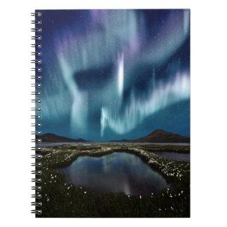 Northern Lights Notebook