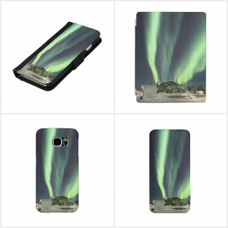 Northern Lights Phone, tablet and pc covers