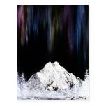 Northern Lights - Postcard