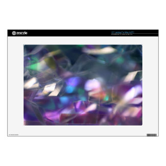 Northern Lights Tripping Colorful Laptop Skin