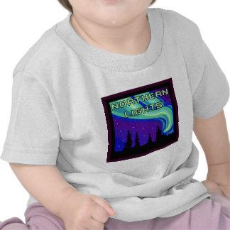Northern Lights T-shirts