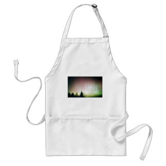 Northern Lights, Vermont Adult Apron