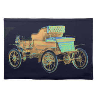 Northern Manufacturing Company Runabout 1905 Placemat