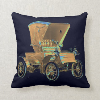Northern Manufacturing Company Runabout with Top 1 Throw Pillow