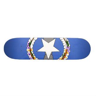 Northern Mariana Flag Skate Boards