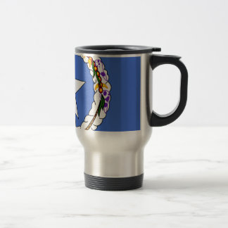 Northern Mariana Flag Travel Mug