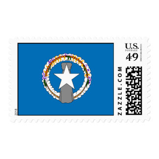 NORTHERN MARIANA ISLANDS FLAG STAMPS