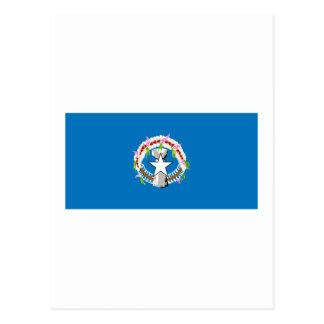 Northern Mariana Islands Flag Postcard