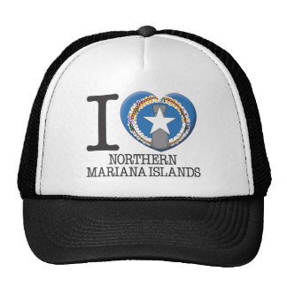 Northern Mariana Islands Trucker Hat