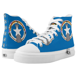 NORTHERN MARIANA ISLANDS - .png High-Top Sneakers