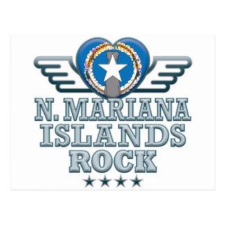 Northern Mariana Islands. Postcard