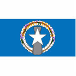 Northern Mariana Islands, United States Cut Outs