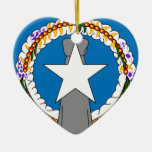 Northern Mariana Islands, United States Christmas Ornaments