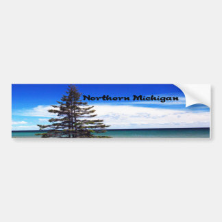 Northern Michigan Bumper Sticker
