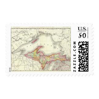 Northern Michigan Postage