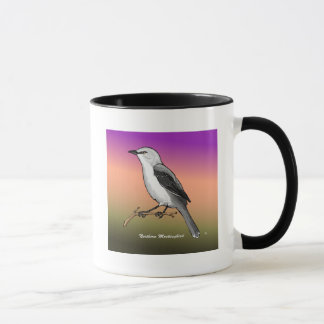Northern Mockingbird rev.2.0 Mugs and Mousepads