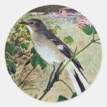Northern Mockingbird Sticker