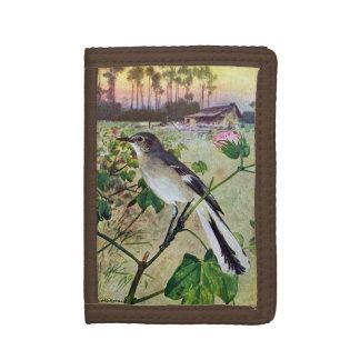 Northern Mockingbird Wallet