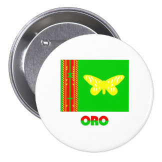 Northern (Oro) Province, PNG Pinback Button