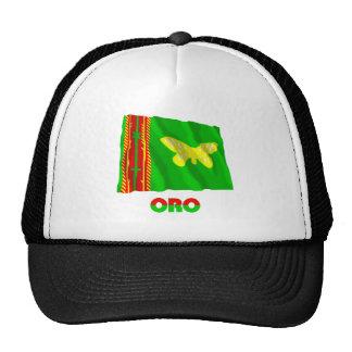 Northern (Oro) Province Waving Flag Trucker Hats