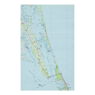 Outer Banks Nc Map Gifts On Zazzle