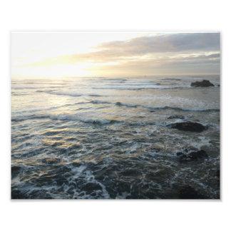Northern Pacific Ocean Photo Print