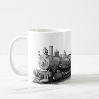 Northern Pacific Ry 2-8-0 # 70 Coffee Mug