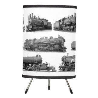 Northern Pacific Steam Locomotive Lamp