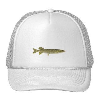 Northern Pike Art Mesh Hats