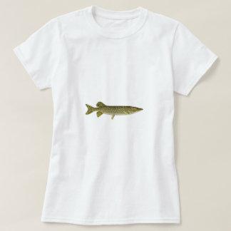 Northern Pike Art T-Shirt