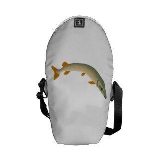 Northern Pike Messenger Bag